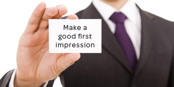 Photo of What your first impression is saying about you