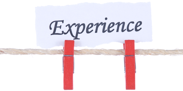 Photo of Making your experience count