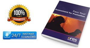 Pass Your Assessment for Promotion
