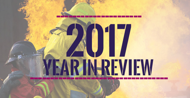 Photo of 2017 in the Fire Service  – A Review