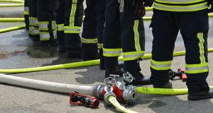 Firefighters roll call