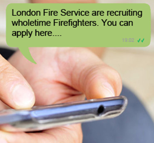 Firefighter Job Alert