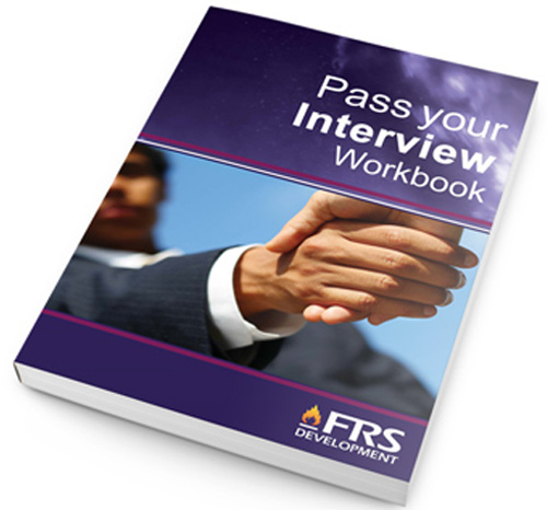 Firefighter Interview workbook