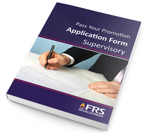 Supervisory Application Workbook