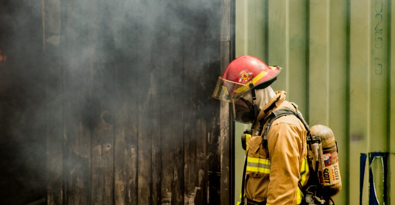 Northamptonshire Firefighter Recruitment Process