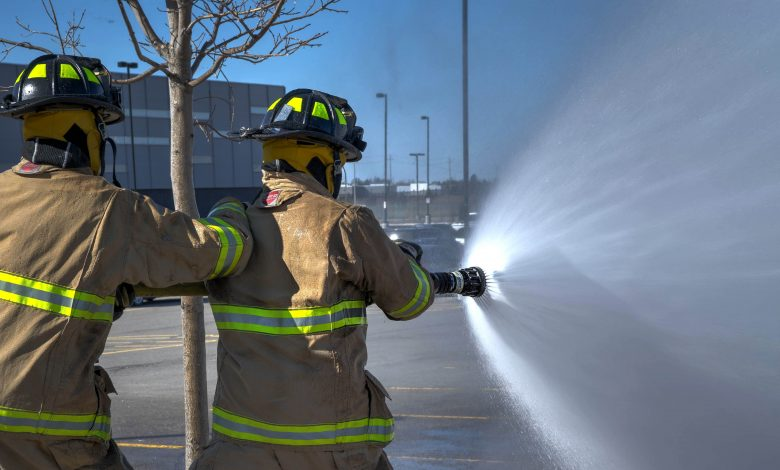 Surrey FRS firefighter recruitment process
