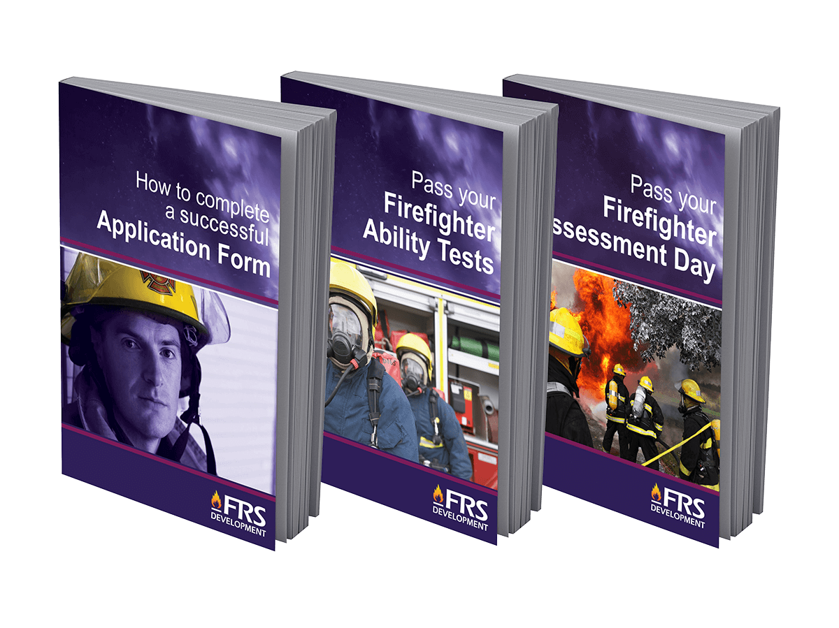 essential firefighter workbooks