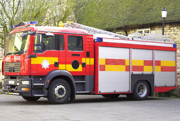 Firefighters and Driving Licences