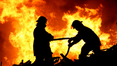 Challenges Firefighters Face in Summertime